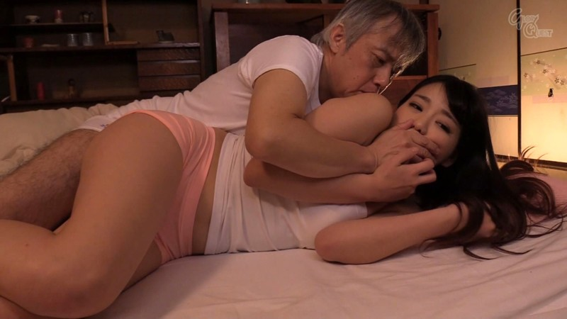 OVG-091 he Night Visit A Married Woman Gets Creampie Fucked